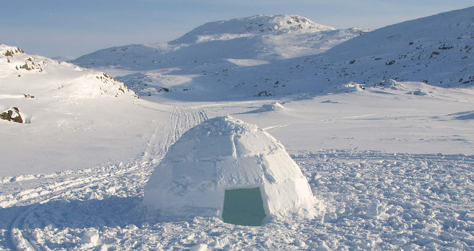 Igloos In The Arctic Igloos In The Arctic |...
