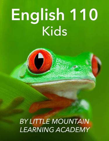 ENGL110 Kids