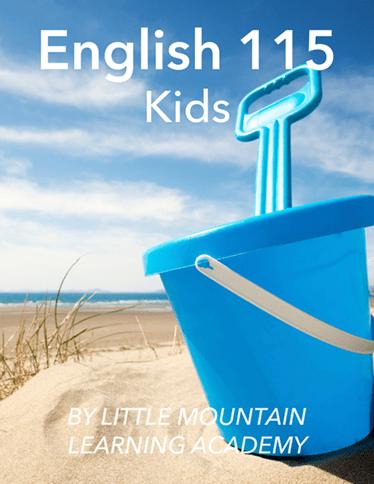 ENGL115 Kids